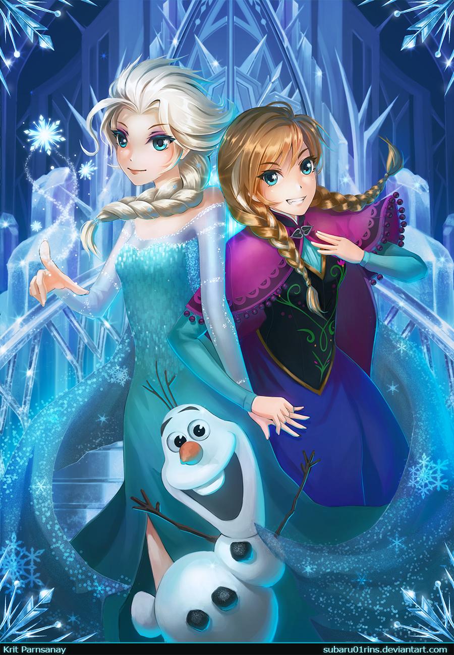 Disney : Frozen