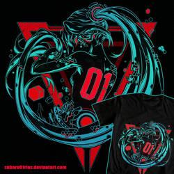 BAD_SECTOR ( Hatsune Miku Design contest 2 ) by subaru01rins