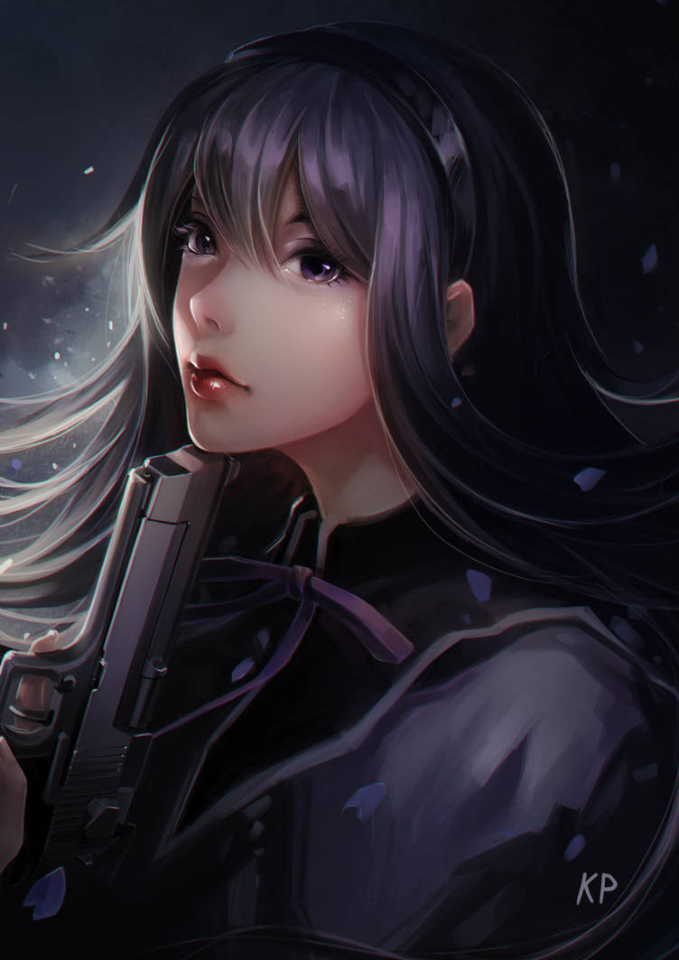 Akemi Homura (2018) by subaru01rins