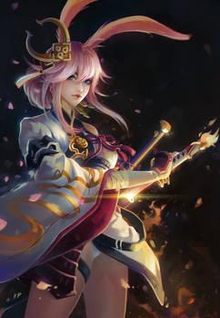 Flame Sakitama (Yae Sakura)