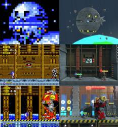 LittleBigPlanet 2 - Sonic 2 Death Egg Zone