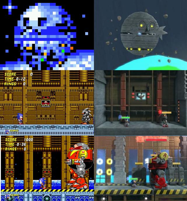Littlebigplanet 2 Sonic 2 Death Egg Zone By Lorded On Deviantart