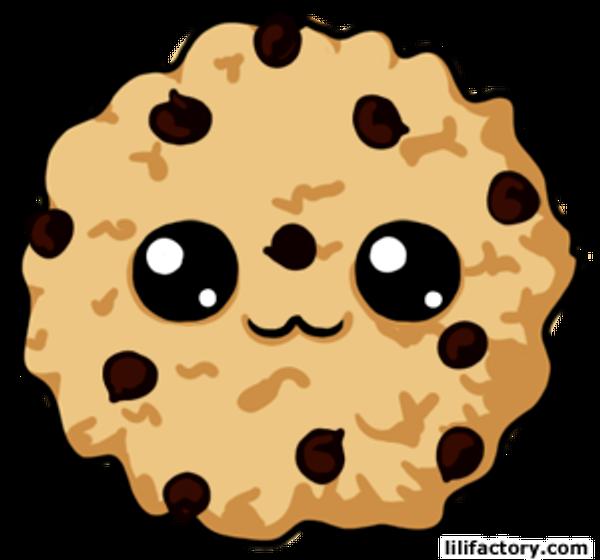 Cute Cookie By Shrikan