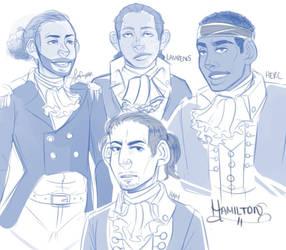 Hamilton Sketch Dump