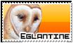 Eglantine Stamp by RakPolaris