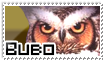 Bubo Stamp by RakPolaris
