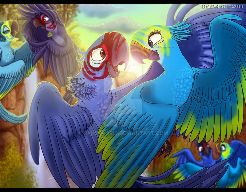 Beautiful Creatures By RakPolaris On DeviantArt