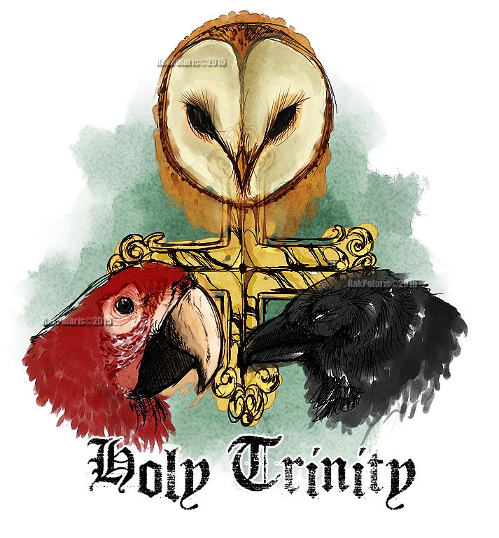 The Holy Trinity by RakPolaris