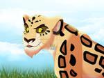 TLK - A leopard in the Pridelands!!?