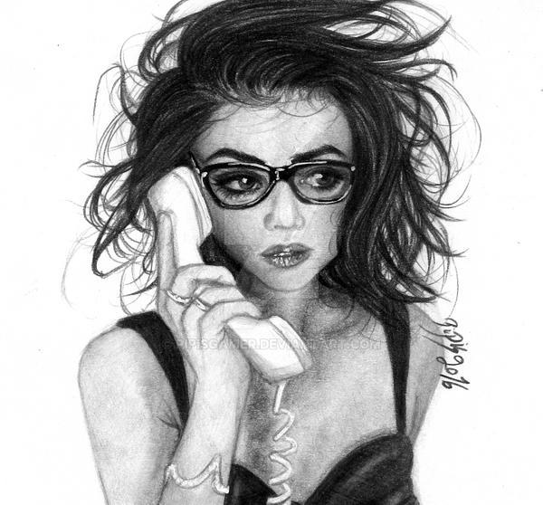Lucy Hale by PipisGamer