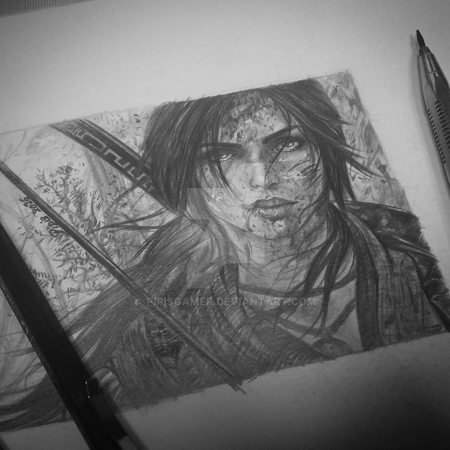 Lara Croft by PipisGamer