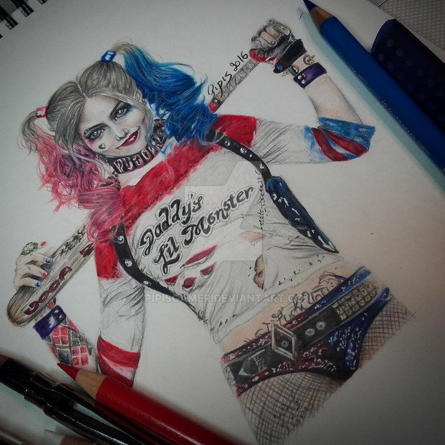 Harley Quinn by PipisGamer