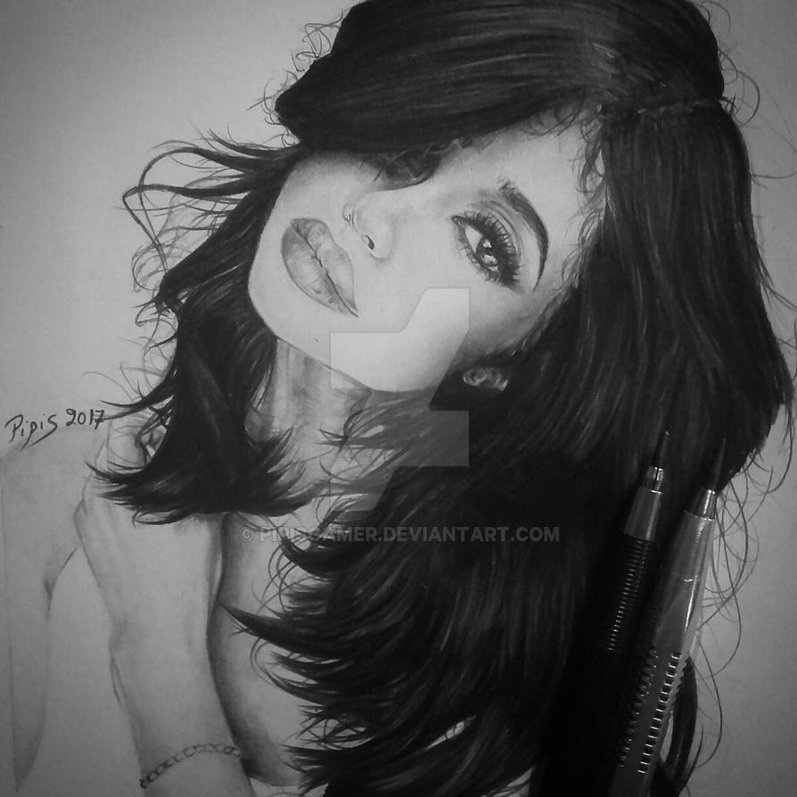 Kylie Jenner by PipisGamer