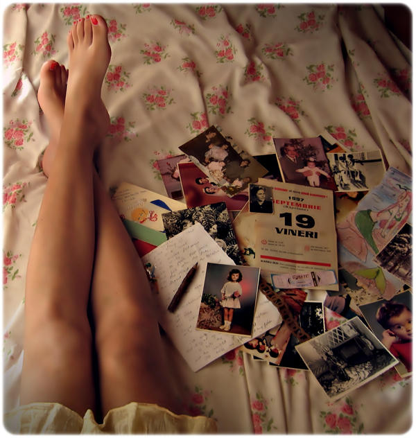 My feet tired from walking Memories_are_made_of_these_by_little_me_starfire