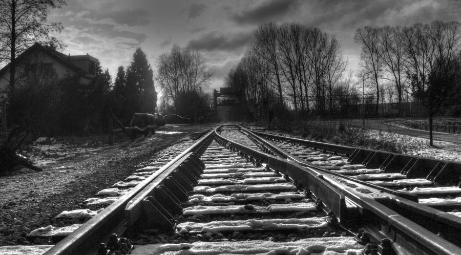 On track to winter wonderland by tieskevo
