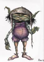 Goblin by 3Tallulah