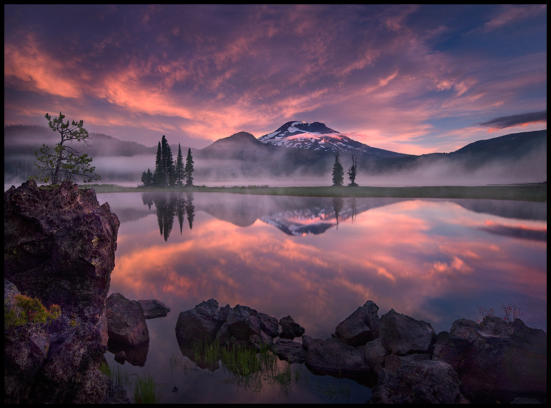 Tranquility by MarcAdamus