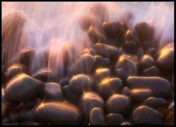 Sparkling Shore by MarcAdamus