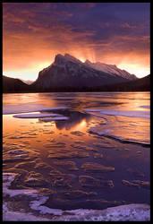Ice Lake Dawn