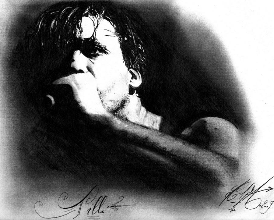 Till Lindemann by LesIdeesNaufragees