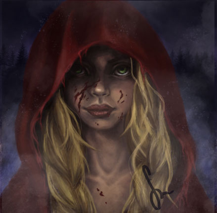 red riding hood by LoveRays
