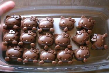Hello Kitty Chocolates