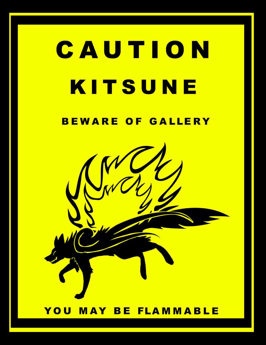 CAUTON:KITSUNE by PlainYellowFox