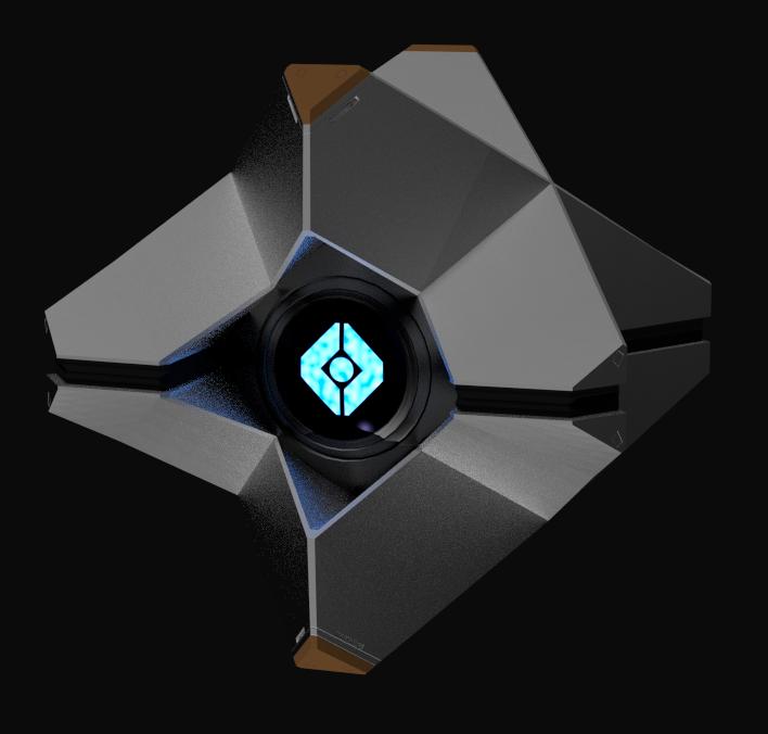 Destiny Ghost Ai Concept Art Www Picsbud Com