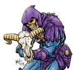 Skeletor gets my goat