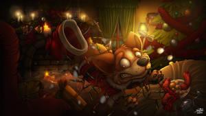 Santa's Little Helper? (gift)