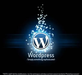Wordpress Poster by wherewillyoube