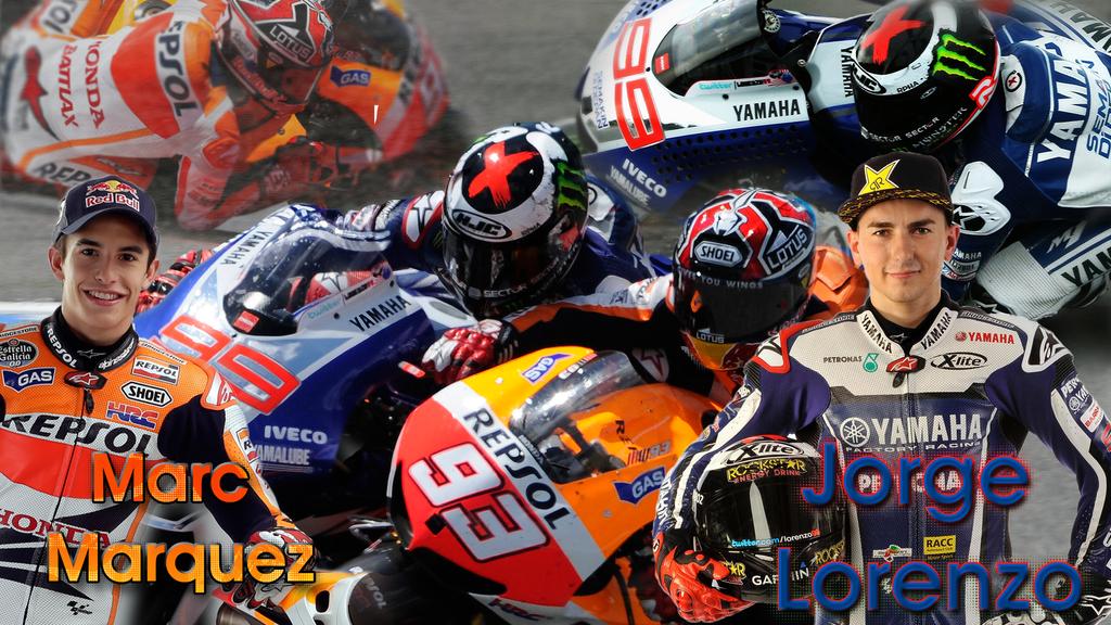 Marc Marquez Vs Rossi Sepang