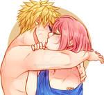 Naruto: Kiss kiss fall in love
