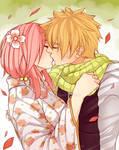Naruto: Everyday Love - Spring Kisses