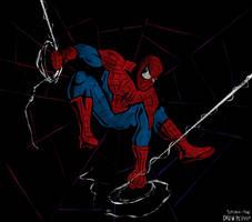 Spider-Man by DrewPepin