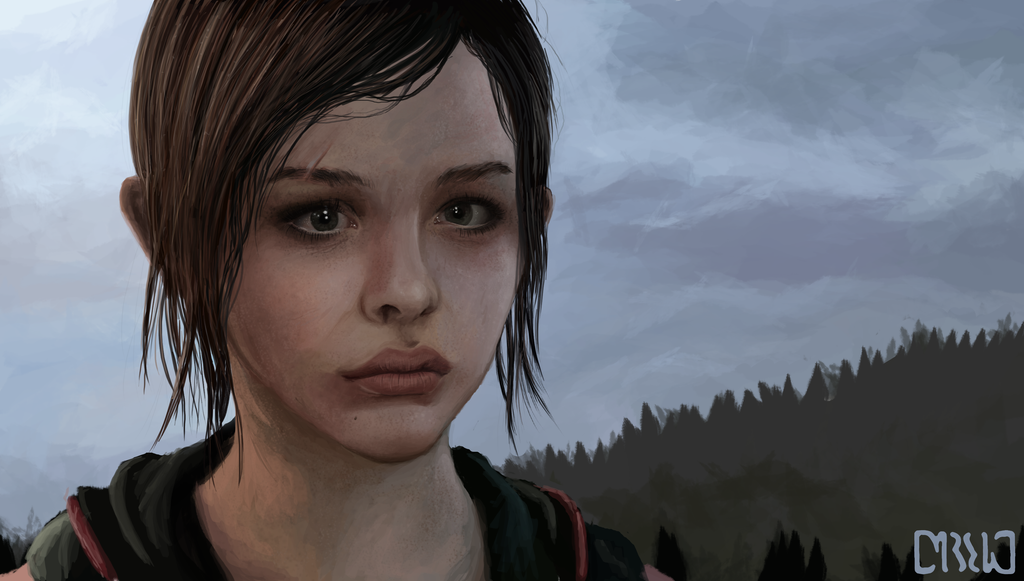 Ellie by DrewPepin