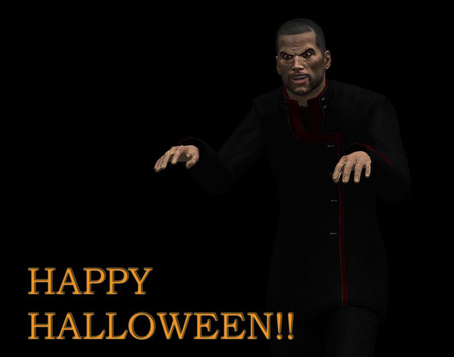 Happy Halloween by nach77
