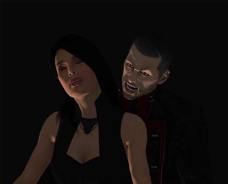 Vampi Shepard XD by nach77