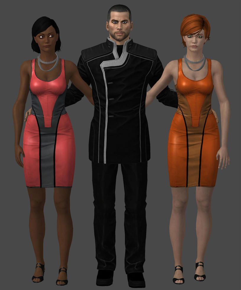 Shepard Assistants by nach77