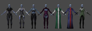Liara Suits
