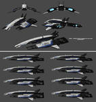 Alliance Corvette Condor Class Concept