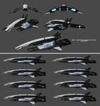 Alliance Corvette Condor Class Concept
