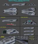 Alliance Cruiser - Valparaiso Class