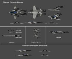 Alliance Torpedo Bomber by nach77