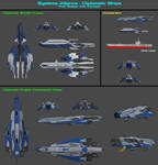 Alliance Diplomatic Ships