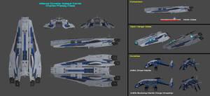 Gunship Assault Carrier Pressly Class