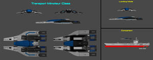 Minotaur Class transport