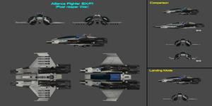 Fighter SX-F1 Concept