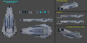 Command Super Dreadnought Alliance class