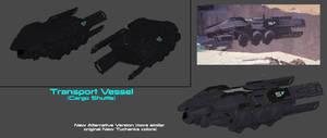 Transport Vessel (Cargo shuttle)